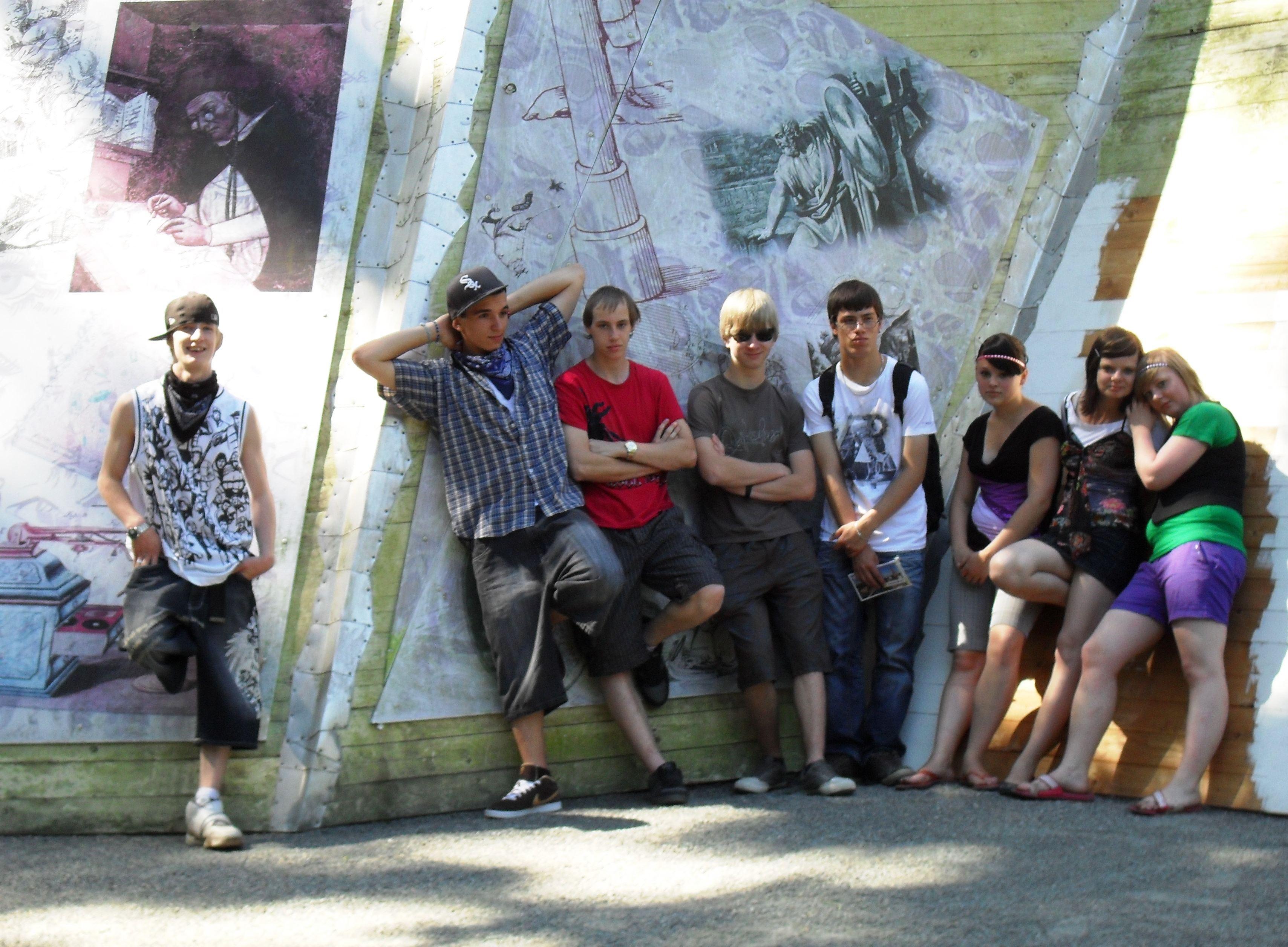 Bild von Jugendlichen