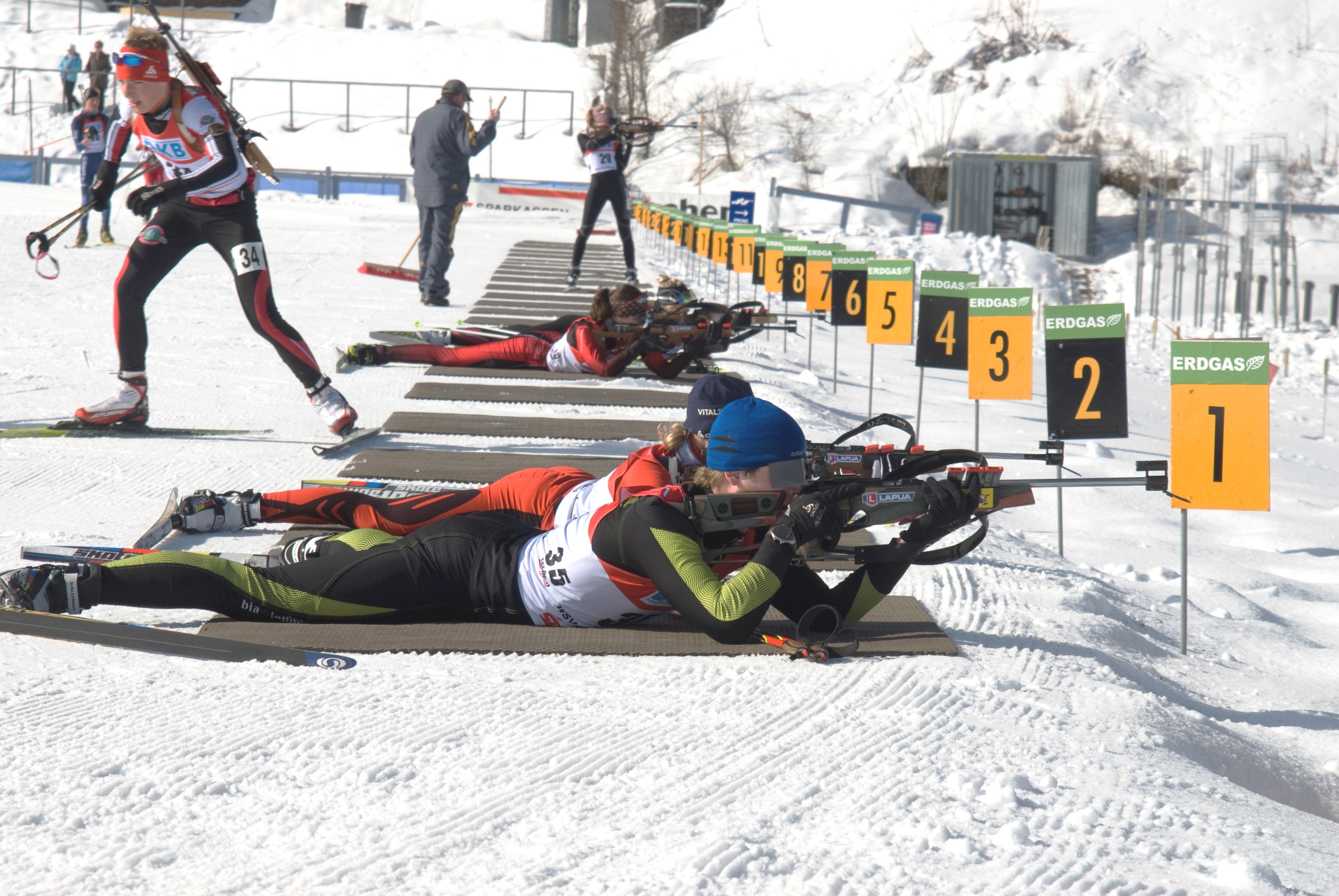 Bild: Biathlon