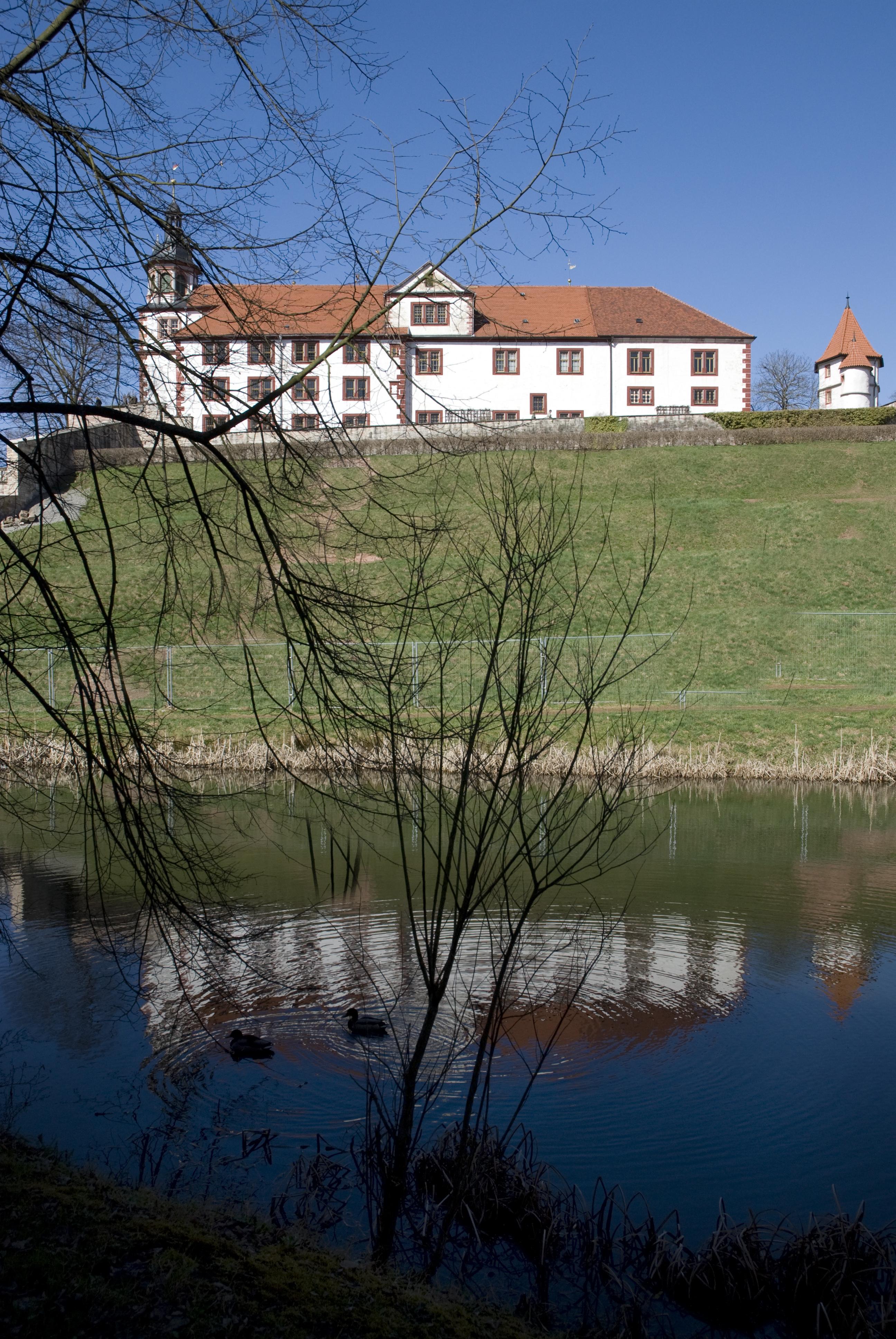 Bild: Schloss Wilhelmsburg