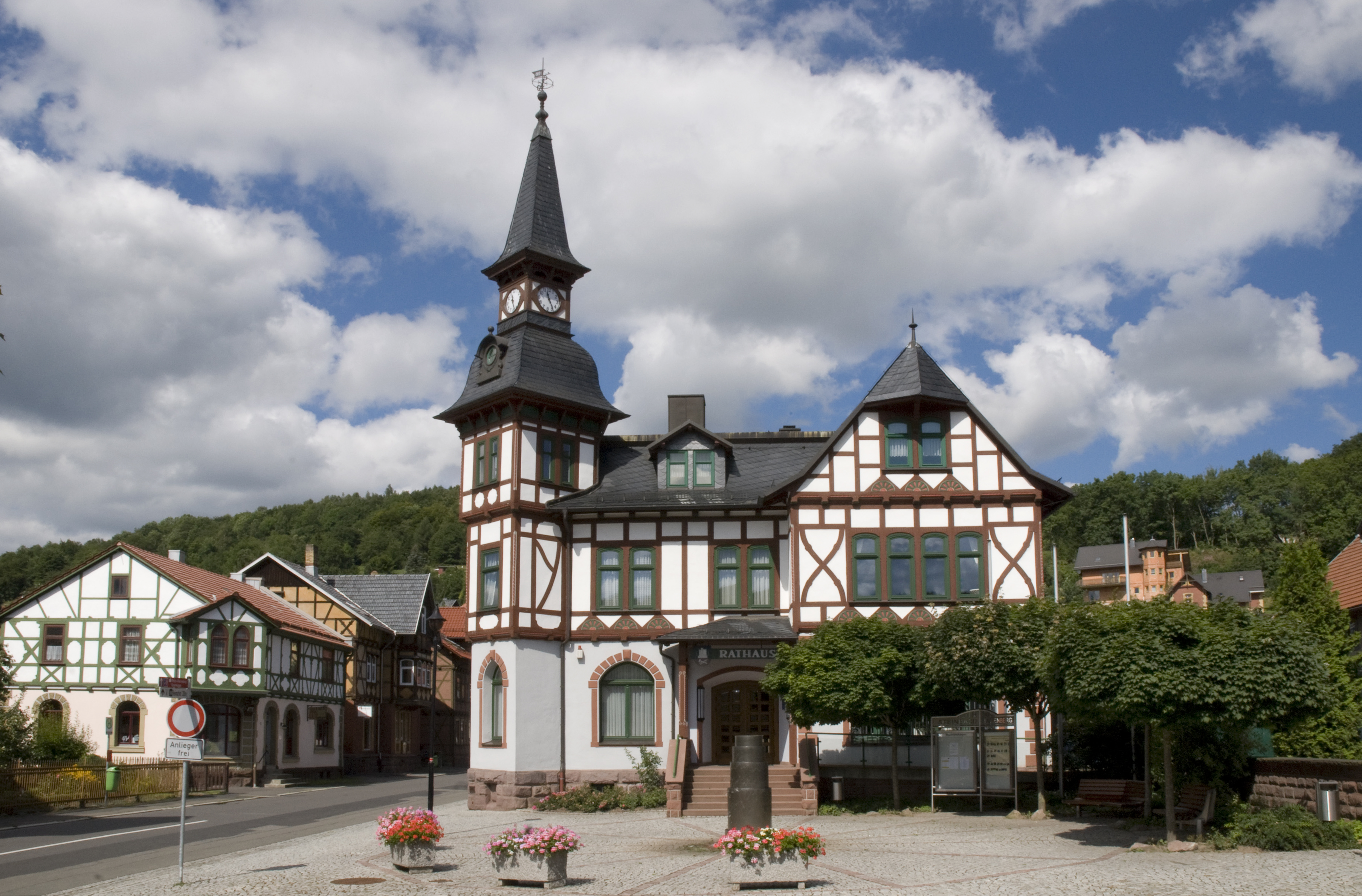 Bild: Steinbach-Hallenberg