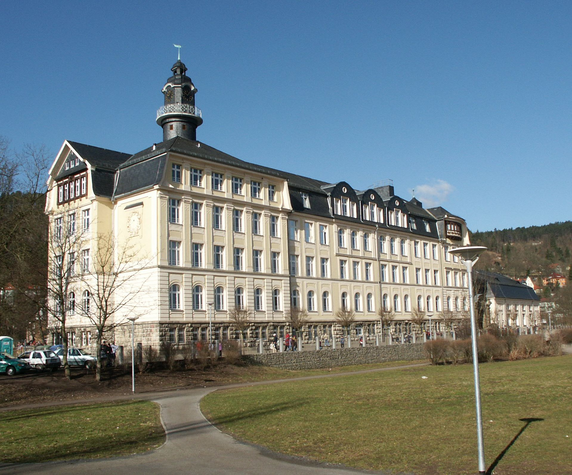 Bild: Schule am Pulverrasen