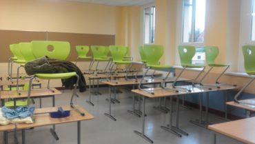 Landrat Heimrich übergibt sanierte Gemeinschaftsschule in Trusetal
