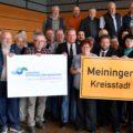 Kreistag: Landkreis Schmalkalden-Meiningen soll eigenständig bleiben