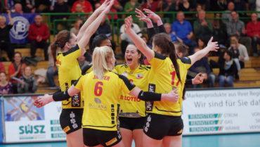Volleyball: Landkreis steigt beim VfB 91 Suhl als Sponsor ein