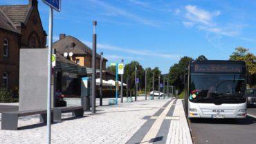Bahnhof Zella-Mehlis: Fahrplanänderung am prämierten Knotenpunkt
