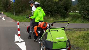 Thüringer Rhön: Drei Radwege neu gestaltet