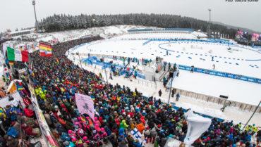 Endspurt: Wenige Wochen bis zum Biathlon Weltcup