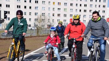 """Verkehrserziehungsgarten """"Am Kiliansberg"""" eröffnet"""
