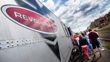 Revolution Train – jetzt Tickets sichern!