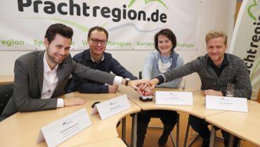 Prachtregion.de: Offizieller Online-Fanshop geht an den Start