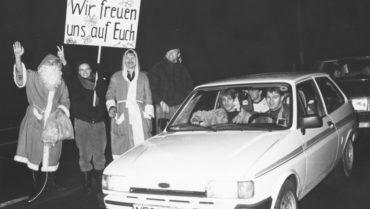 Kreisarchiv sucht Erlebnisberichte und Sachzeugnisse: 30 Jahre Grenzöffnung