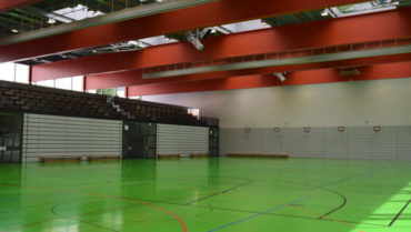 Landratsamt vergibt Hallennutzungszeiten für Vereinssport