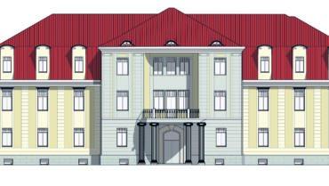 Villa Strupp soll in alter, neuer Pracht erstrahlen