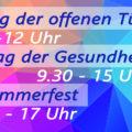 Landkreis lädt zum Tag der offenen Tür und Sommerfest ein