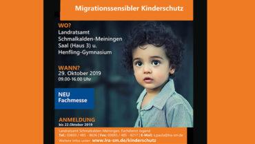 Kinderschutzfachtag am 29. Oktober 2019: Jetzt NEU mit Fachmesse