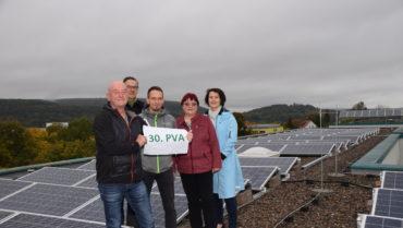 Solar macht Schule: neue Photovoltaik-Anlagen im Landkreis in Betrieb