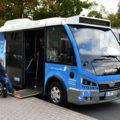 Landrätin auf Testmission: MBB prüft Elektrokleinbus auf Herz und Nieren