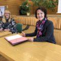 Mobiles Arbeiten im Landratsamt in Dienstvereinbarung gegossen