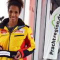 Ihr Herz schlägt für die Prachtregion: Bob-Star Mariama Jamanka