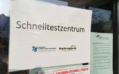 Wegen kostenloser Schnelltests:  Landrätin telefoniert mit Bundesgesundheitsminister Jens Spahn