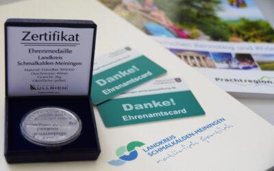 Landrätin würdigt Ehrenamt: Aufruf an Privatpersonen, Vereine und Institutionen