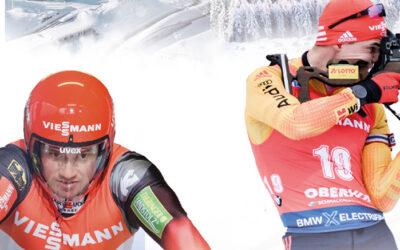 Oberhof23: Ticketverkauf für Biathlon- und Rennrodelwettkämpfe 2023 gestartet